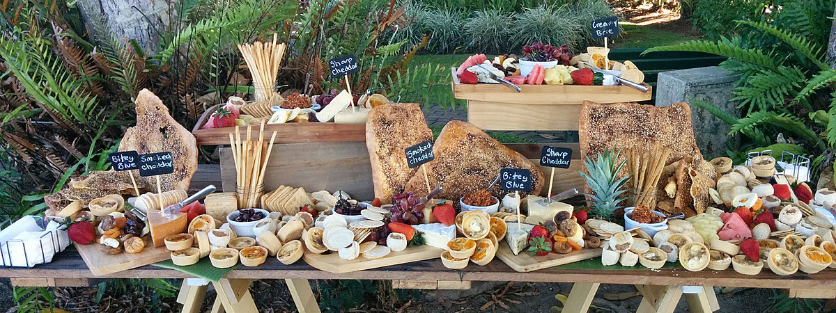 Corporate catering packages port douglas catering events for Table 52 goat cheese biscuits